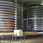 Convoyeur bande industrie agroalimentaire