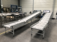 convoyeur modulaire flat top